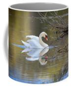 Graceful Swan I Coffee Mug