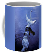 Graceful Swans Coffee Mug