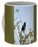 Grackle Cackle Coffee Mug