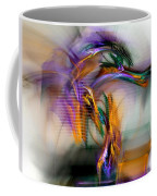 Graffiti - Fractal Art Coffee Mug