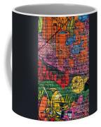 Graffiti 20 Coffee Mug
