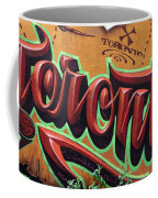 Graffiti 22 Coffee Mug