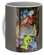 Graffiti 5 Coffee Mug