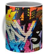 Graffiti 9 Coffee Mug