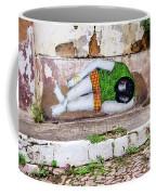Graffiti Art Lencois Brazil Coffee Mug