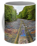 Graffiti Highway, Facing North Coffee Mug