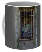 Graffiti Is Barred Coffee Mug