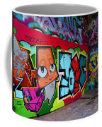 Graffiti London Style Coffee Mug