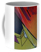 Graffiti Wall Coffee Mug