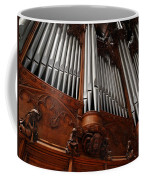 Graham Chapel Pipes Coffee Mug