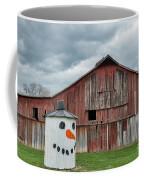 Grain Bin With Smile Coffee Mug