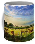 Grain In The Field Coffee Mug