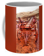 Grain Sack Loader Coffee Mug