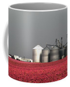 Grain Storage Infrared No1 Coffee Mug