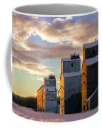 Granary Row Coffee Mug