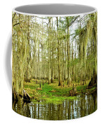 Grand Bayou Swamp Coffee Mug