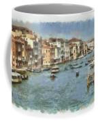 Grand Canal In Venice Coffee Mug
