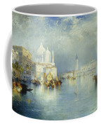 Grand Canal Venice Coffee Mug by Thomas Moran