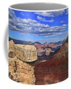 Grand Canyon # 29 - Mather Point Overlook Coffee Mug