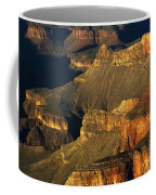 Grand Canyon Arizona Light And Shadow 1 Coffee Mug