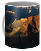 Grand Canyon Arizona Light And Shadow 2 Coffee Mug