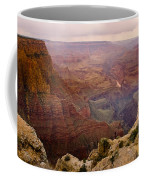 Grand Canyon In The Spring Coffee Mug