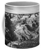 Layers Of Time In The Grand Canyon Coffee Mug