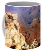 Grand Canyon National Park Arizona Panorama Coffee Mug