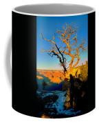 Grand Canyon National Park Winter Sunrise On South Rim Coffee Mug