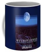 Grand Canyon Nights Coffee Mug