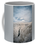 Grand Canyon Of Pa In Infrared Coffee Mug