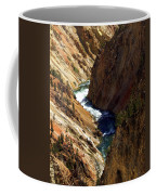 Grand Canyon Of The Yellowstone 1 Coffee Mug