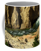 Grand Canyon Of The Yellowstone 3 Coffee Mug