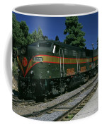Grand Canyon Railway Train Coffee Mug
