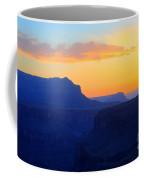Grand Canyon Sunrise At Toroweap Coffee Mug