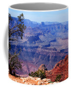 Grand Canyon View Coffee Mug