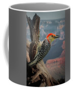 Grand Canyon Woodpecker Coffee Mug