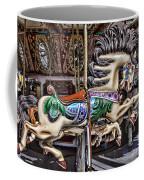 Grand Carousel Hourse Coffee Mug