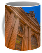 Grand Central Terminal - Chrysler Building Coffee Mug