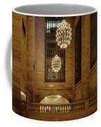 Grand Central Terminal Light Reflections Coffee Mug