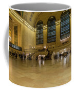 Grand Central Terminal Main Floor Coffee Mug