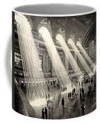 Grand Central Terminal, New York In The Thirties Coffee Mug