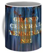 Grand Central Terminal No 1 Coffee Mug