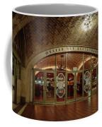 Grand Central Terminal Oyster Bar Coffee Mug