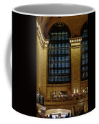 Grand Central Terminal Window Details Coffee Mug