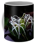 Grand Crinum Lily Coffee Mug