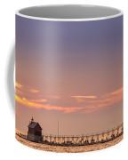Grand Haven South Pier Lighthouse  Coffee Mug
