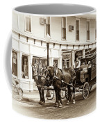 Grand Hotel Shuttle 10331 Coffee Mug