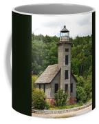 Grand Island Lighthouse Coffee Mug