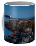 Grand Marais Lighthouse Coffee Mug